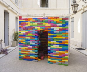 La Madeleine Pavilion by Atelier Microméga