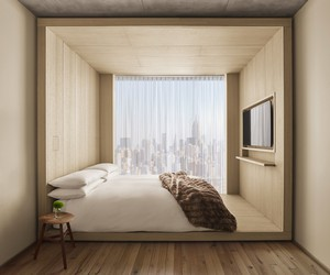 Public Hotel New York by Herzog & de Meuron