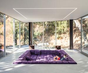 Craig Steely Designs Ultramodern Home in Cupertino