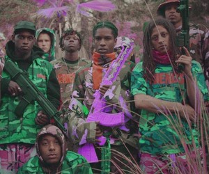 A$AP MOB – YAMBORGHINI HIGH (FEAT. JUICY J)