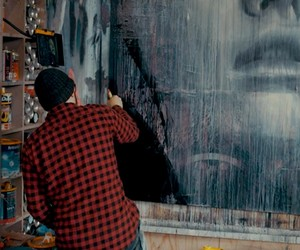 A Look Into The Work & Life of Street Artist RONE