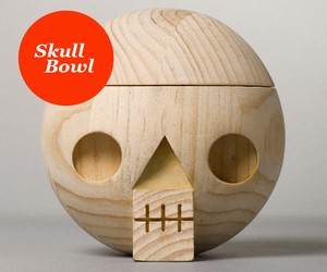 Acne Jr.'s New Kranium Skull Bowl