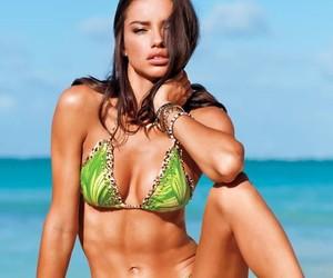 """Adriana Lima – Victoria's Secret """"Swim 2012″"""