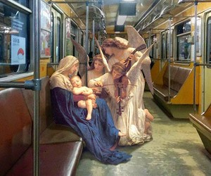 Classical Paintings In Reality by Alexey Kondakov
