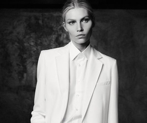 Aline Weber by Nicole Heiniger for L'Officiel