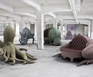 ANIMAL CHAIR COLLECTION BY MAXIMO RIERA