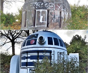Art is Magic: R2D2 Street Art-Edition
