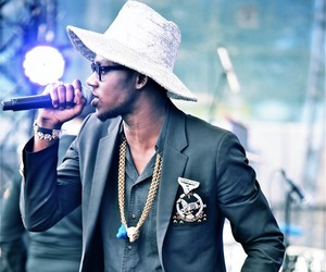 Teophilus London at Diesel Block Party in PARIS