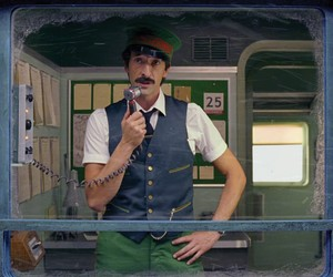 "WES ANDERSON AND ADRIEN BRODY ""COME TOGETHER"" FOR"