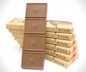 Kiva Cannabis Bars