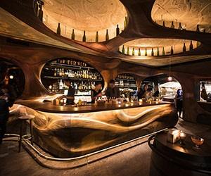 #Woodgasm: Bar Raval Toronto