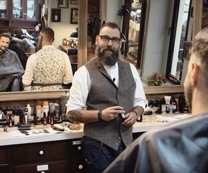 Mathias Winks @ Barber Talk // Video