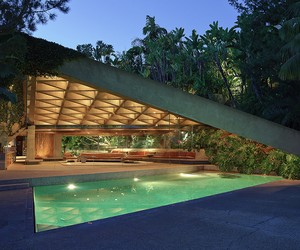 Sheats Goldstein Residence in Hollywood Hills