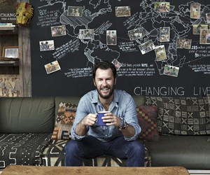 Blake Mycoskie Interview