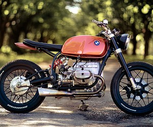 BMW R80 by Sander Ilves