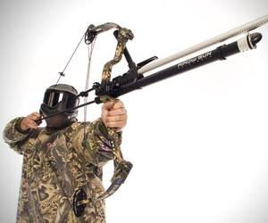 Paintball Arrow Gun