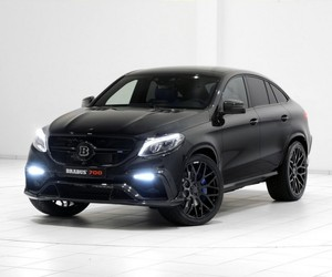 Brabus Mercedes AMG GLE63 S Coupe 700 hp