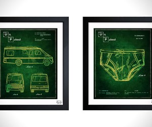 Breaking Bad Blueprints