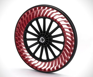 Bridgestone Air-Free Bike Tires
