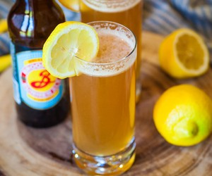 Brooklyn Lemonade (beer, bourbon, & bitters)