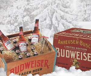 Budweiser Limited Edition Wood Crates