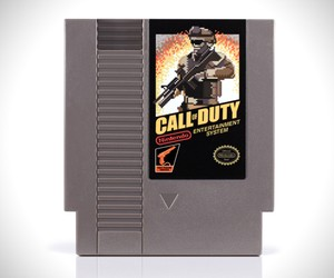 Modern Games as NES Cartridges
