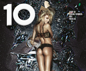 Candice Swanepoel covers 10 Magazine