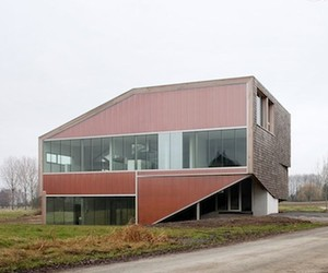 Polygon Shaped Home in Belgium