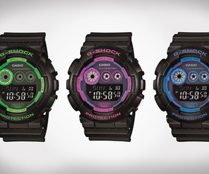 New G-Shock Neon Colorways