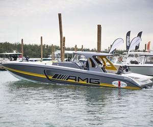 Mercedes-Benz x Cigarette Racing Boat