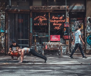 """Cinematic New York"" - Street Photography Set"