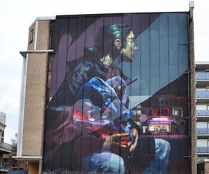 Mural by TELMO MIEL & Sebas Velasco