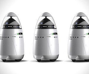 K5 Real Life Robocop