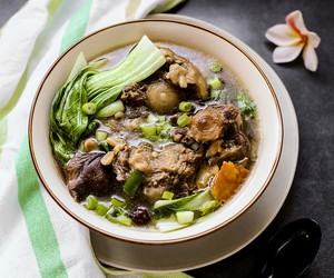 Copycat Alley Restaurant Oxtail Soup