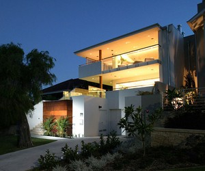 Cottesloe House by Paul Burnham Architect