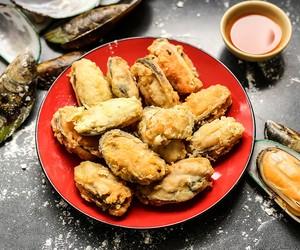 Crispy Tahong