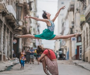 """Cuba, the Ballet"" by Omar Robles"