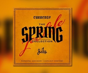 "Curren$y - ""The Spring Collection"" // Full Stream"
