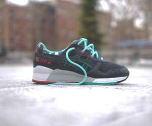 Asics Gel Lyte III Future Camo by KITH