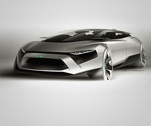 10 Design Features of the Car of the Future