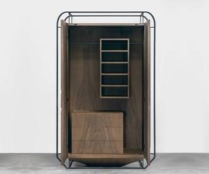 Exo Cabinet by Grégoire de Lafforest