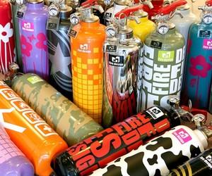 Fire Design – Decorative Fire Extinguishers