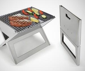 The Fold Flat Grill