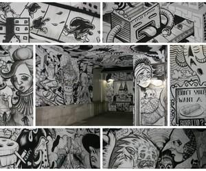 Discover Montréal's street piéce of art