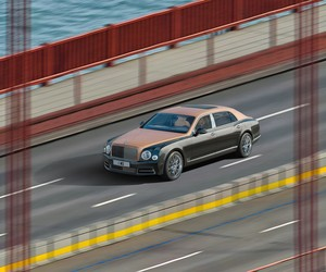 Bentley's Gigapixel Images showcases new Mulsanne