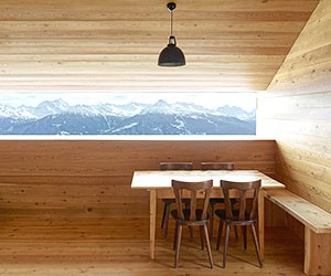 A 6,000 foot high tiny house with a view
