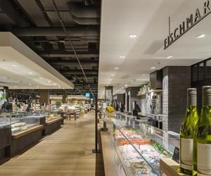 Globus Delicatessa / Zurich's finest grocery store