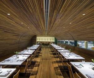 Gurumê Restaurant by Bernardes Arquitetura