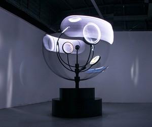 Volverium Digital Art Installation, Thijs Bierster