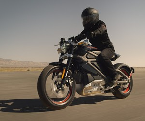 Live Wire. Harley Davidson's Electrical Motorcycle